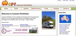 Caravan Parkfinder AU